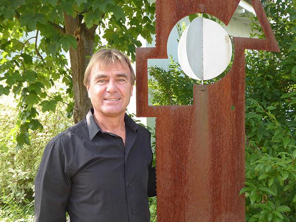 Andreas Marti von m+p team Architekten AG