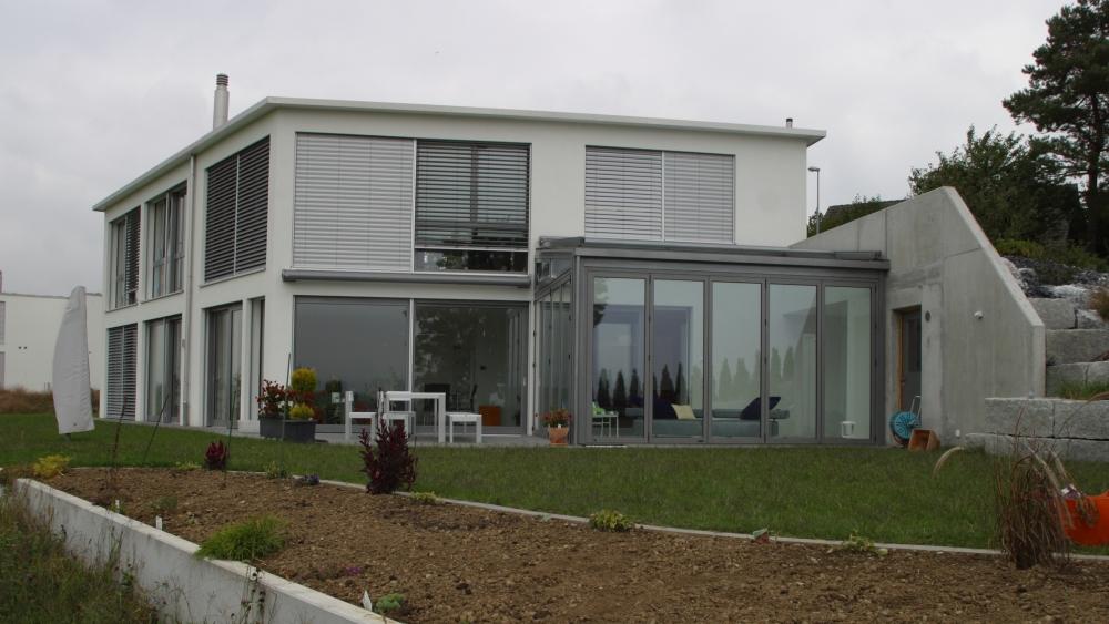Einfamilienhaus Jonen | marti + palanza team ARCHITEKTEN AG