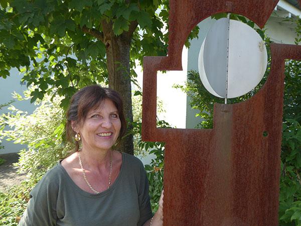 Jolanda Guglielmo von m+p team Architekten AG