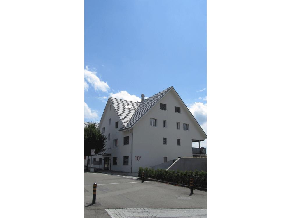 Überbauung Ottenbach | marti + palanza team ARCHITEKTEN AG